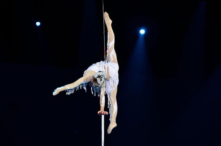 Цирк в Пекине
